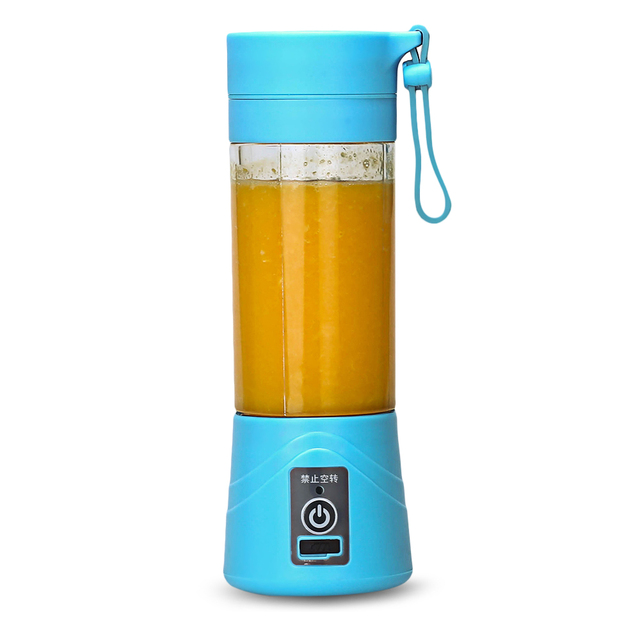 Multipurpose 380ml Portable Blender Juicer Mixer 2