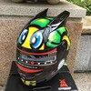 New Arrived Professional Malushun Men Racing Helmets Women Motorcycle Helmet Poker Helmet Full Face Safe Helmets