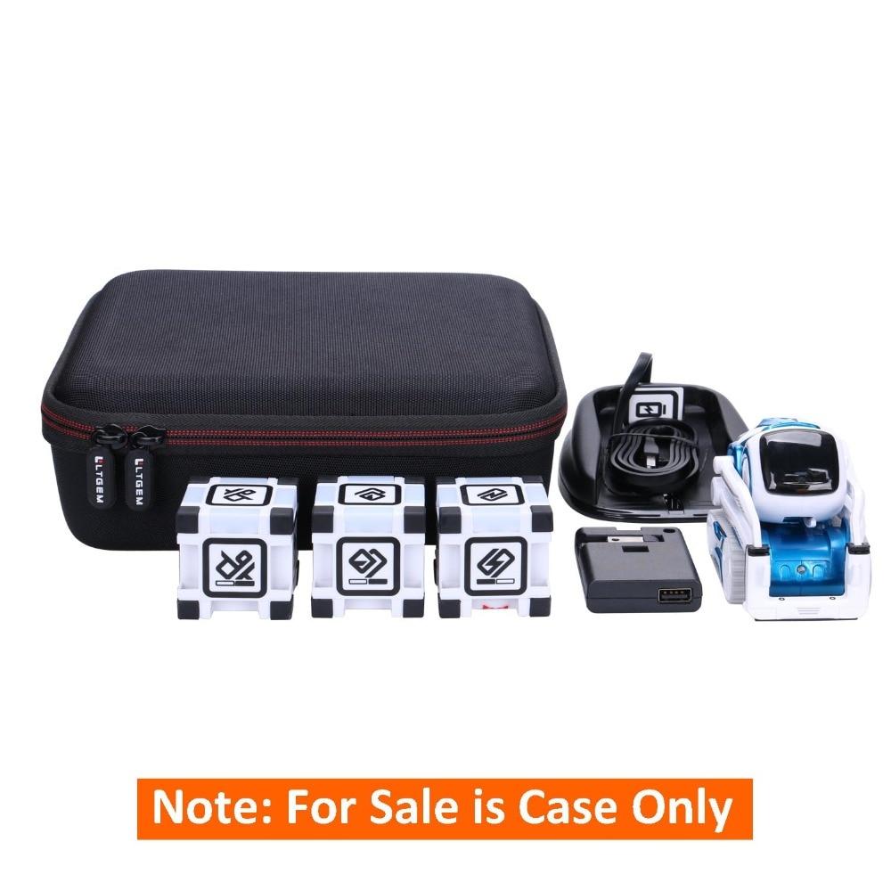 LTGEM жесткий чехол для путешествий Anki Cozmo или Cozmo Коллекционное издание робот-черный