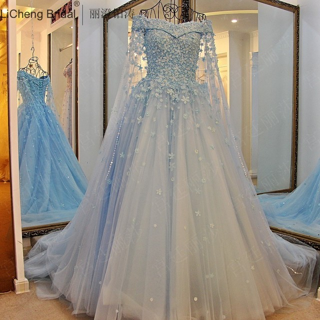 Aliexpress Buy 2017 New Off The Shoulder Backless Wedding Dress Lace Flowers Pearls Sexy