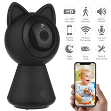 все цены на Defeway 1080P Wifi IP Camera 2.0MP HD  Pan Tilt Zoom Wireless Wifi Security Surveillance System For Baby Nanny Pet Monitor New