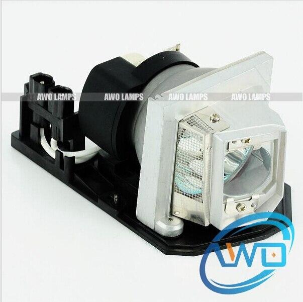 Original bare lamp with housing EC.JBU00.001 for H110P / X110P / X1161P / X1161PA / X1261P Projectors cnc foldable
