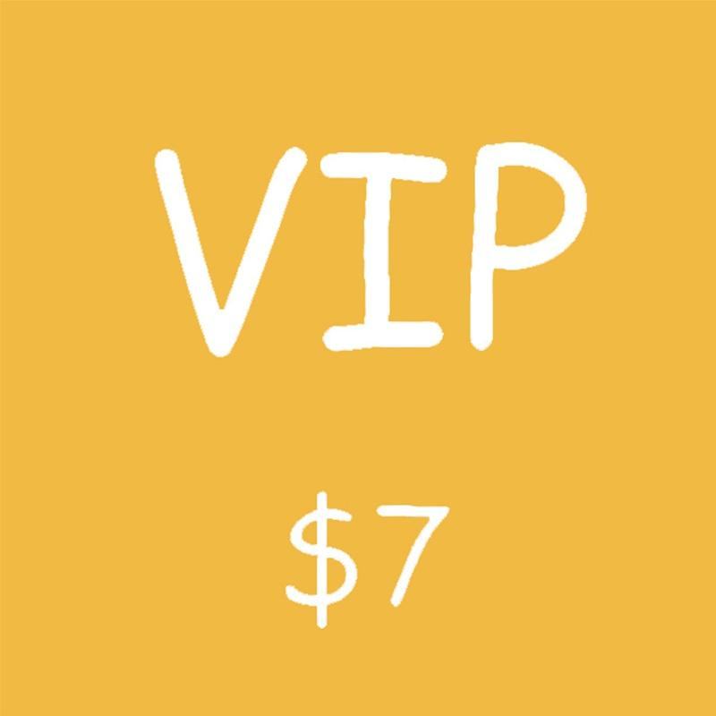 VIP $7 Mickey palms