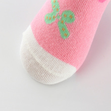 Cute Colors Warm Socks for Girls 5 Pairs Set