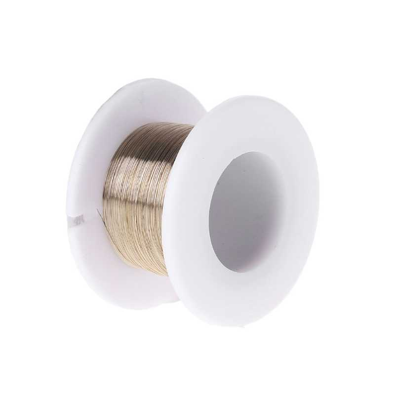 100 متر سبائك الذهب سلك الموليبدينوم خط القطع شاشة الكريستال السائل شاشة فاصل إصلاح Damom