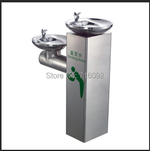 Hot Selling Water Fountain Stainless Steel Drinking Fountain Free Cup Water Treatment Machine In