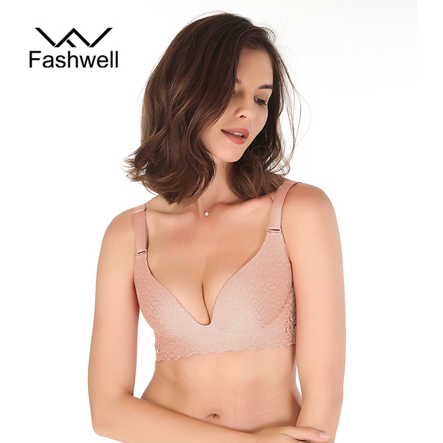 Fashion hollow Solid Bras Women Push Up Bra Sexy Brassiere Underwear Seamless Wire Free Bras For Women Hot Sale