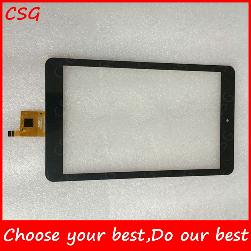 New replacement Capacitive touch screen digitizer panel sensor For 8'' inch Tablet DY08022(v3) Free Shipping new 8 inch black for tesla neon 8 0 tablet capacitive touch screen panel digitizer glass sensor replacement free shipping