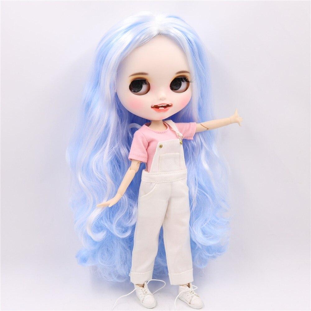 Estelle - Premium Custom Blythe Doll with Smiling Face 3
