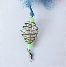 --- поверните мелководье медь шарики рыболовная сеть светящиеся box сетки снасти