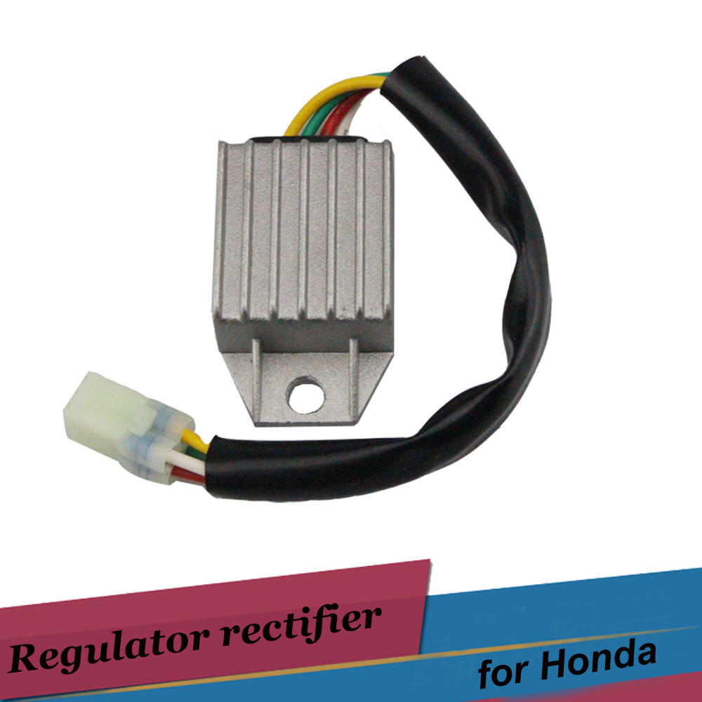 Motorcycle Motorbike Regulator Rectifiers For Honda 31600