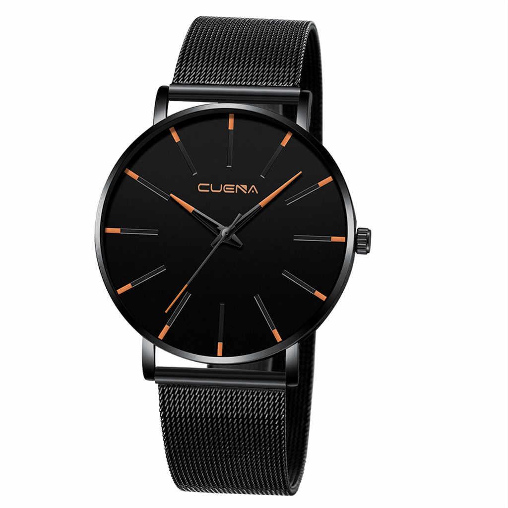 Relogio Masculino mens שעונים למעלה מותג יוקרה דק במיוחד שעוני יד גברים של שעון גברים של שעון שעון erkek kol saati reloj hombre