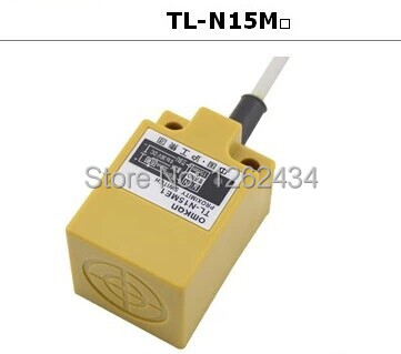 Proximity switch TL-N15MY1 normally open communication second-line 220 v 15 mm proximity switch xs218blnal2c xs2 18blnal2c