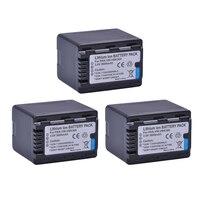 3PC VW VBK360 VW VBK360 VWVBK360 Camera Battery for Panasonic HDC HS80 SD40 SD60 SD80 SDX1 SDR H100 H85 H95 HS60 HS80 TM60
