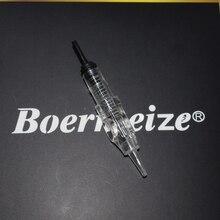 Tattoo needles 3F Sterilized Tattoo Permanent Makeup Pen Machine Needles Tips Supply for Eyebrow lip Microblading Supplies