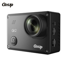 Original GitUp Git1 Novatek 96655 Sports Action Camera Full HD 1080P WiFi Video DVR Action Cam with Mic and Remote Control