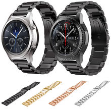 New Stainless Steel Watch Band For Samsung Galaxy Gear S3 Frontier Classic Replacement Wrist Strap