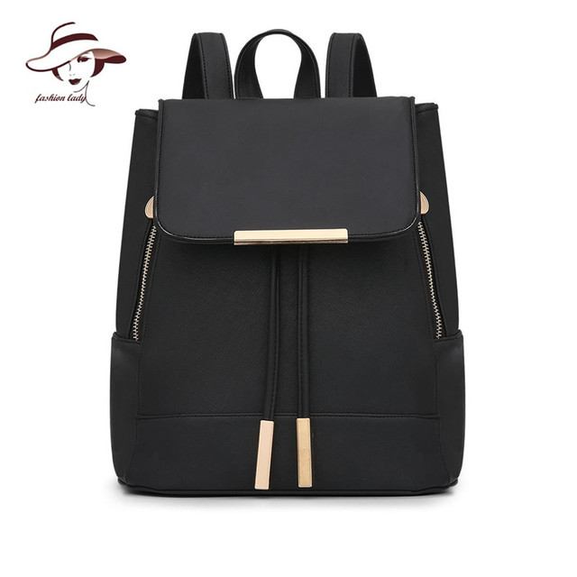 Luxury New 2017 High Quality Women Backpacks Famous Brands Lady ...