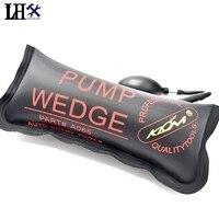 LHX Sprzęt Profesjonalny Gumowe Pompy Klin Airbag Uniwersalny Air Wedge Zestaw Ślusarski Blokada Pick Blokada Otwierania Drzwi Samochodu