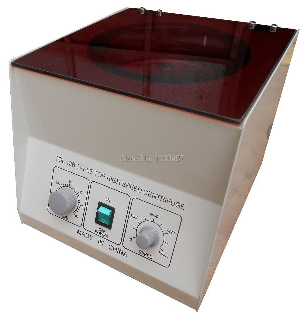 TGL-12B Electric High Speed Medical Laboratory Centrifuge 12000rpm CE 12/24 0.25-1ml 1 pc 80 2b electric laboratory centrifuge electric centrifuge laboratory digital centrifuge laboratory centrifuge