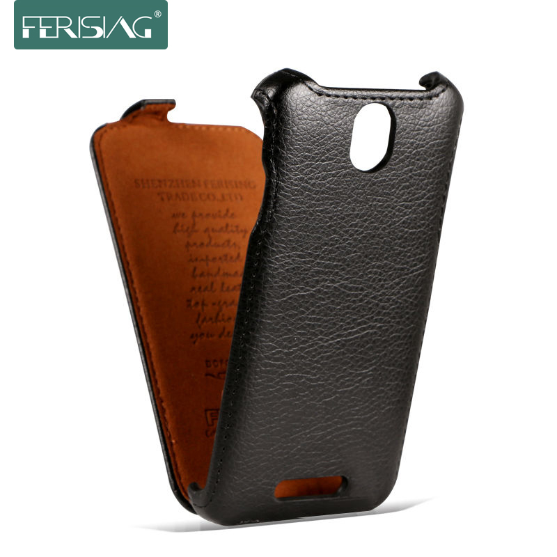 2016 Micromax AQ5001 Case Flip Leather For Micromax AQ5001 Lichee Pattern Cover cases Mobile Phone Bags Ferising Brand P007