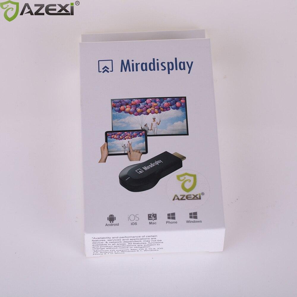 Miradisplay WiFi Display Dongle Miracast DLNA Airplay
