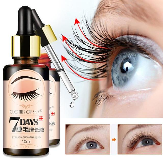 521a84fe75f Eye Lash Rapid Growth Liquid New Women Most Effective Asia's Eyelash Growth  Serum liquid Natural Extract Dropshipping