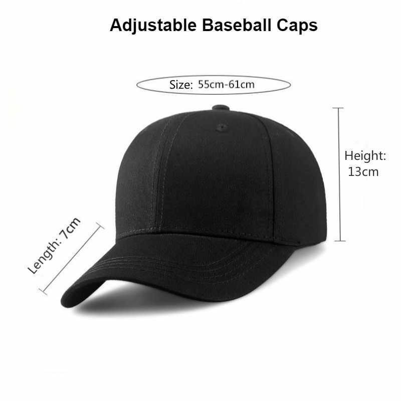Homens ajustáveis Plain Curved Pala de Sol Chapéus Bonés de Beisebol de Verão das Mulheres Cor Sólida Tampas Casquette Moda Ao Ar Livre Acessórios