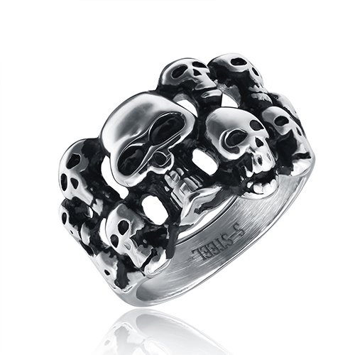 H49 ~ H72 fantasma del pendente di figura fatta di acciaio inossidabile bello bello per la bambina gioielli di moda