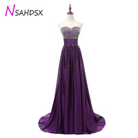 Sexy Woman Strapless Evening dinner Dress Plus Size Party Elegant 2018S equined Beadings Mermaid Prom Gowns Vestidos de fiesta