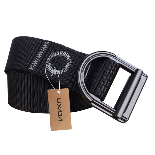 Lixada Nylon Military Tactical Waist Belt For Men Women Outdoor Heavy Duty Waist Belt Adjustable with Buckle Hunting Accessories