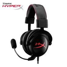 Kingston HyperX Cloud Gaming Headset 3.5mm for DJ MP3PC Xbox One Xbox One S PS4 PS4 Pro Mac Mobile and VR Earphones for Computer