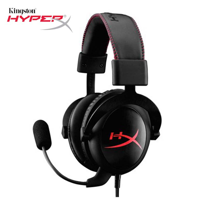 Kingston HyperX Cloud Gaming Headset 3 5mm For DJ MP3PC Xbox One Xbox One S PS4
