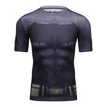 Incredible Movie Superhero Hulk Marvel Tee Shirt Men's Fitness Compression Bodybuilding Tees Short Sleeve Casual Style T Shirts