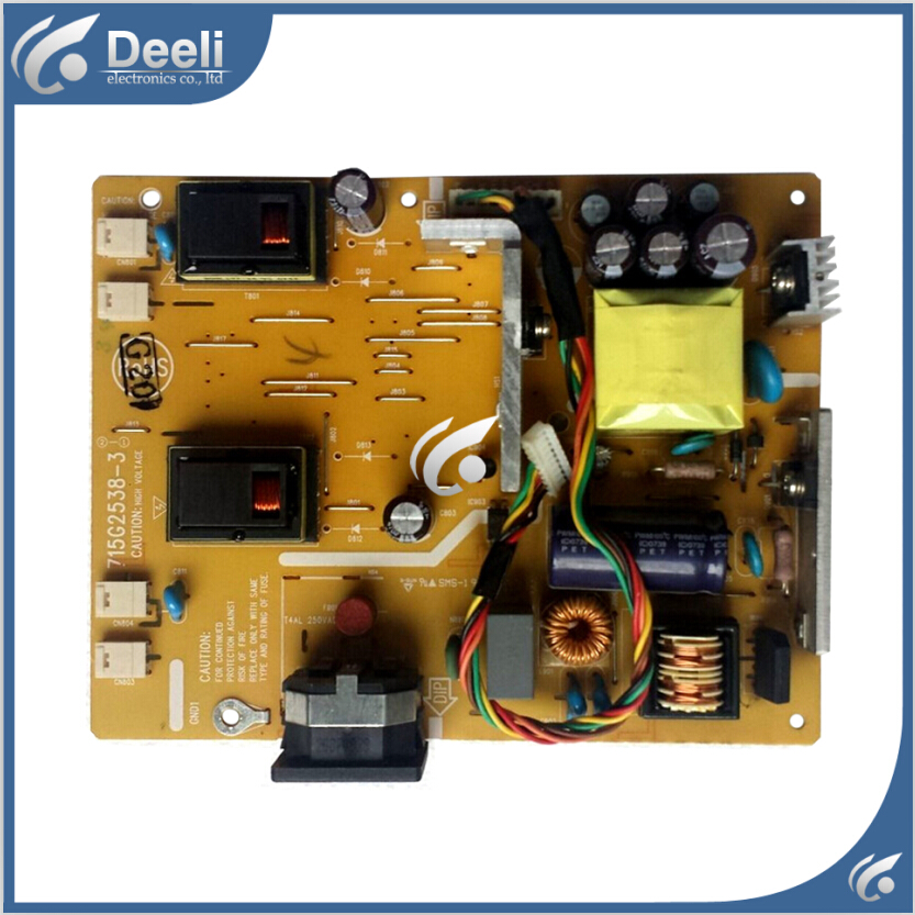 95% new used original for Power Board 715G2538-3 working good original lcd 40z120a runtka720wjqz jsi 401403a almost new used disassemble
