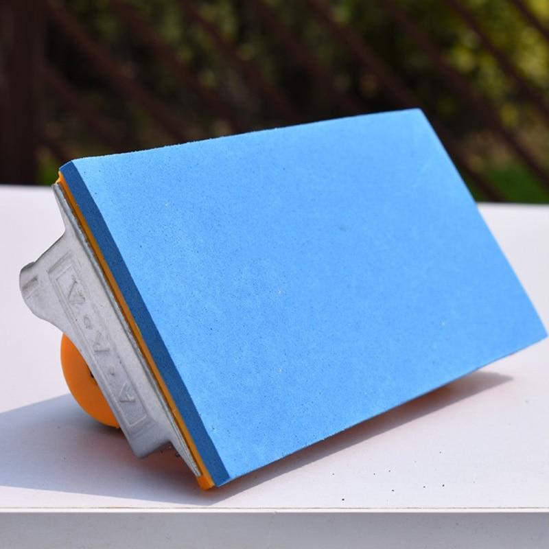 Handheld Sandpaper Frame Hand Grip Sandpaper Frame Holder For Abrasive Tools LB88
