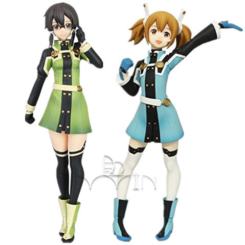 sword art online Sirika anime action figure orinigal japanese version for girl gift gonlei anime sword art online fairy