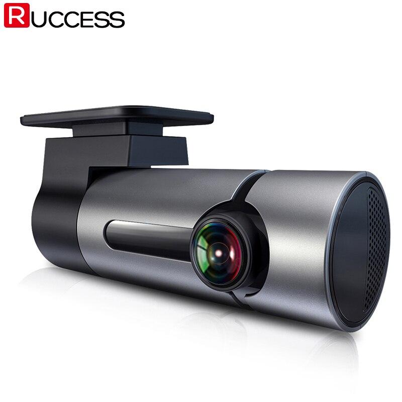 Mini Car DVR Camera Recorder Video Wifi GPS Super Capacitors DVRS Full HD 1080P Gesture Induction