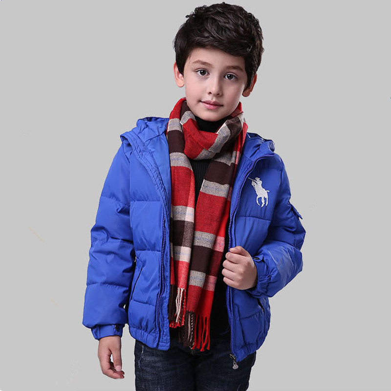 Подробнее о Boys Girls Down Jackets Winter Coat 2016 New Children Outerwear Fashion Hooded Warm 4-13 T Child Clothing High Quality new 2017 baby boys children outerwear coat fashion kids jackets for boy girls winter jacket warm hooded children clothing