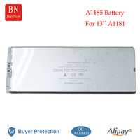 Genuine Cell 10 95V 55WH For Apple A1185 A1181 Battery MacBook 13 MA254 13 3 MB061J
