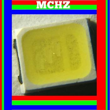 Korea południowa SamSung 9V 1 5W 2835 koraliki miedziane wspornik złoty drut biały ciepły biały CRI80 tanie i dobre opinie CN (pochodzenie) Piłka 150MA 9 0-9 6V