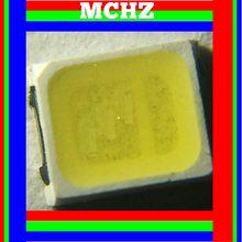 Coreia do sul samsung 9 v 1.5 w 2835 contas suporte de cobre fio ouro branco quente cri80