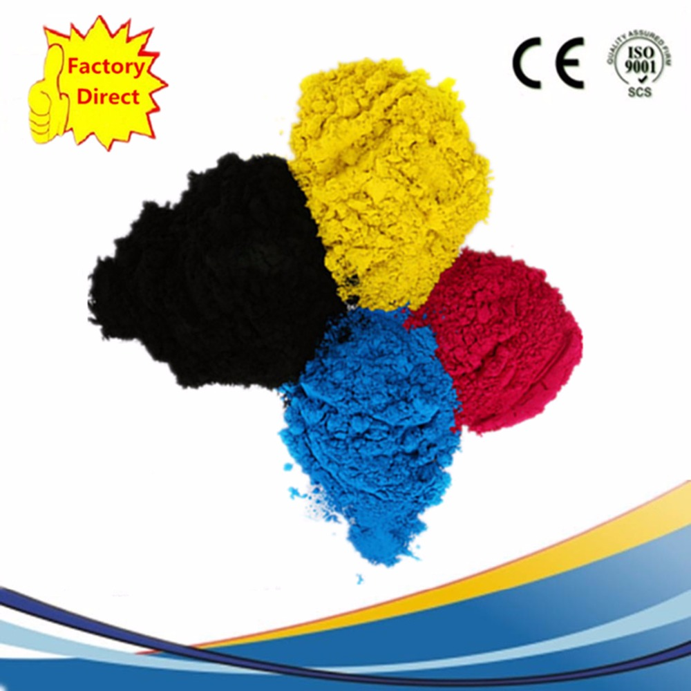 4 x 1kg/bag Refill Copier Laser Color Toner Powder Kits Kit For OKIDATA For OKI For DATA 44315320 ES6410 ES 6410 Printer 20pcs 45807115 toner cartridge chip for oki data es5112 es4132 es4192 es5162 es 5112 4132 4192 5162 printer powder refill reset
