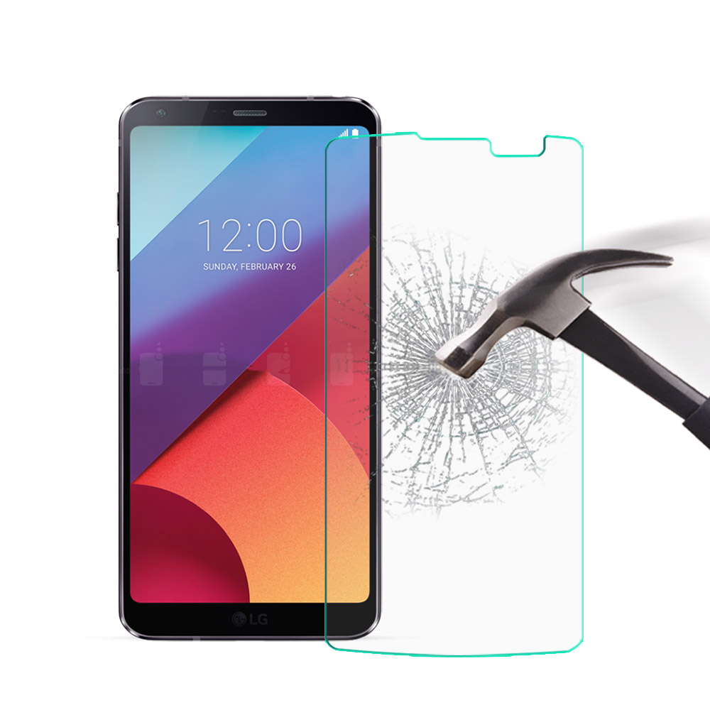 2PCS Tempered Glass for LG Q7 Screen Protector for LG q7 Glass Tempered Protective Film for LG Q 7 Phone Glass for LG Q 7