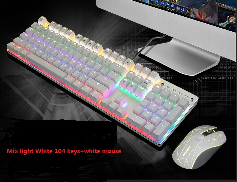 Keyboard+Mouse stickers Week's Zero 15