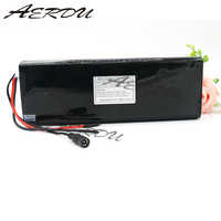 AERDU 7S5P 24V17.5ah 29.4V by 18650-3500mAh Lithium-ion battery pack Built-in BMS electric motobike unicycle scooter wheelchair