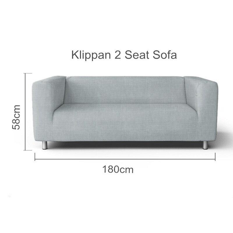 Sofa Cover Replacement Klippan 2 Seat