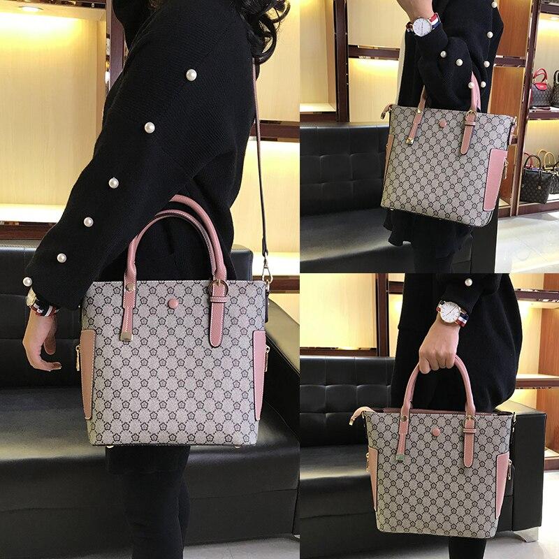 Designer sacs à main de luxe sacs pour femmes Designer sacs de postier pour femmes sacs de femme 2019 Véritable décontracté Grande Capacité D'épaule