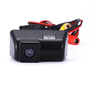 For Philips Ford Transit Car Reverse rear view back up car parking Camera Security Led light for GPS image