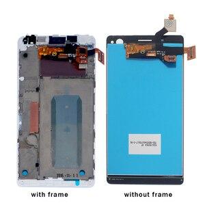 """Image 4 - AAA 5.5 """"لسوني اريكسون C4 E5303 E5353 E5333 5.5"""" مع بو LCD تعمل باللمس لعرض سوني اريكسون C4 الهاتف المحمول إصلاح أجزاء"""